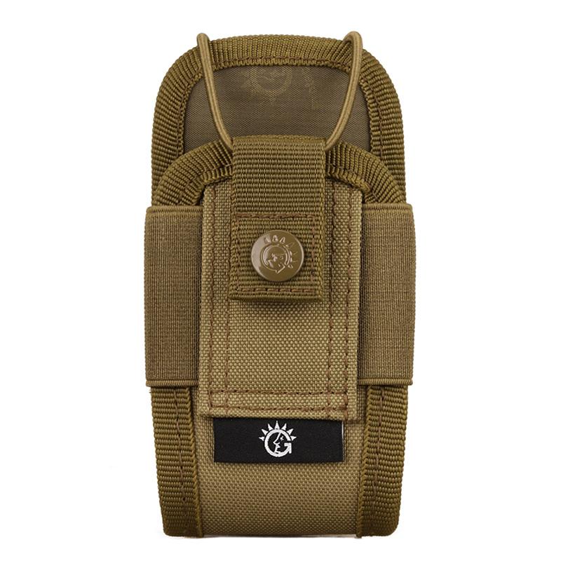 Xmund XD-DY35 Walkie Talkie Bag Outdoor Molle Tactical Storage Bag Survival Kit