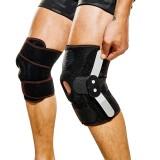 KALOAD Sports Elastic Knee Pad Rehabilitation Knee Brace Support Fitness Protective Gear
