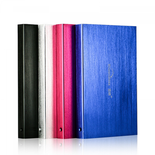 "Blueendless U23YA USB 3.0 to SATA 2.5"" HDD SSD Hard Drive Enclosure 5Gbps Aluminum Alloy for SATA Mobile Hard Disk"