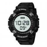 HONHX 53X-801 Men Men Luminous Display Stopwatch Alarm Clock Digital Watch