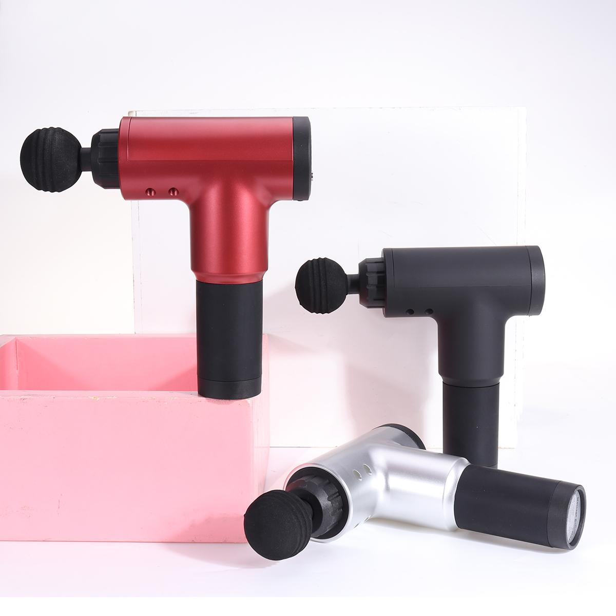 24V Handheld Deep Fascia Massager Fitness Fatiuge Muscle Massage Device Electric Massager