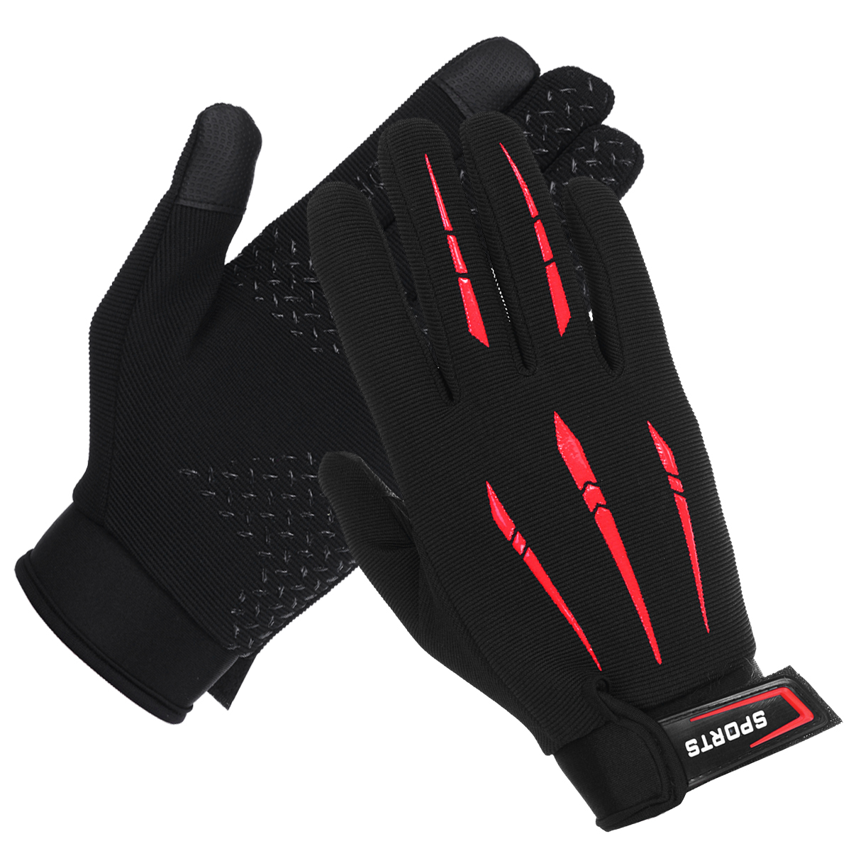 Windproof Men Women Touch Screen Gloves Non-Slip Waterproof Winter Warm Cycling Motorcycle Riding Thermal
