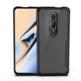 For OnePlus 7 Pro Case Bakeey Armor Shockproof Acrylic Transparent Soft TPU Bumper Edge Protective Case