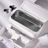 EraClean Mini Ultrasonic Cleaner Watch Eyeglasses Cleaner Tool Xiaomi Intelligent Control Ultrasonic Cleaner