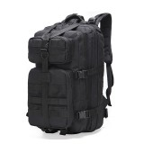 35L Waterproof Backpack Men Tactical Shoulder Bag Outdoor Traveling Camping Hiking Climbing Bag