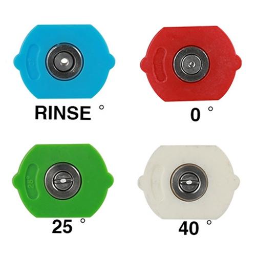 High Pressure Car Wash Gun Jet Nozzle Washer Accessories, Nozzle Angle: 15 Degree