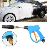 High Pressure Long Fixed Foam Gun for Self-service Car Washing Machine, Outer Wire: 14×1.5