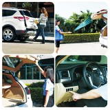 Car Electric Tailgate Lift System Smart Electric Trunk Opener for Cadillac SRX 2012-2015