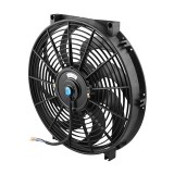 12V 80W 14 inch Car Cooling Fan High-power Modified Tank Fan Cooling Fan Powerful Auto Fan Mini Air Conditioner for Car