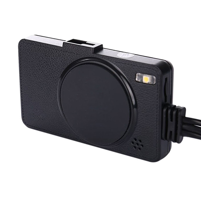 SE300 3 inch Full HD 1080P Video Motorcycle DVR, Support TF Card / Loop Recording / G-sensor