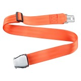 Child Safety Bundle Protection Belt for Electric Motorcycle / Bicycle (Orange)