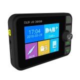 DAB-C6 Car DAB Digital Radio Receiver Bluetooth MP3 Player FM Transmitter
