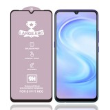 For Vivo S1 9H HD Large Arc High Alumina Full Screen Tempered Glass Film