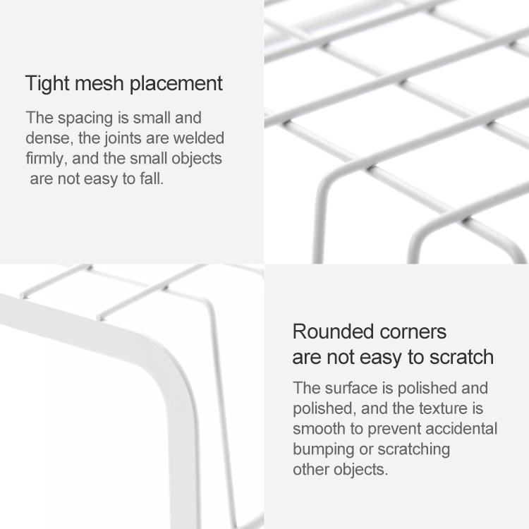 Original Xiaomi Jotun Judy Hanging Holder Steel Storage Hanger Rack Basket