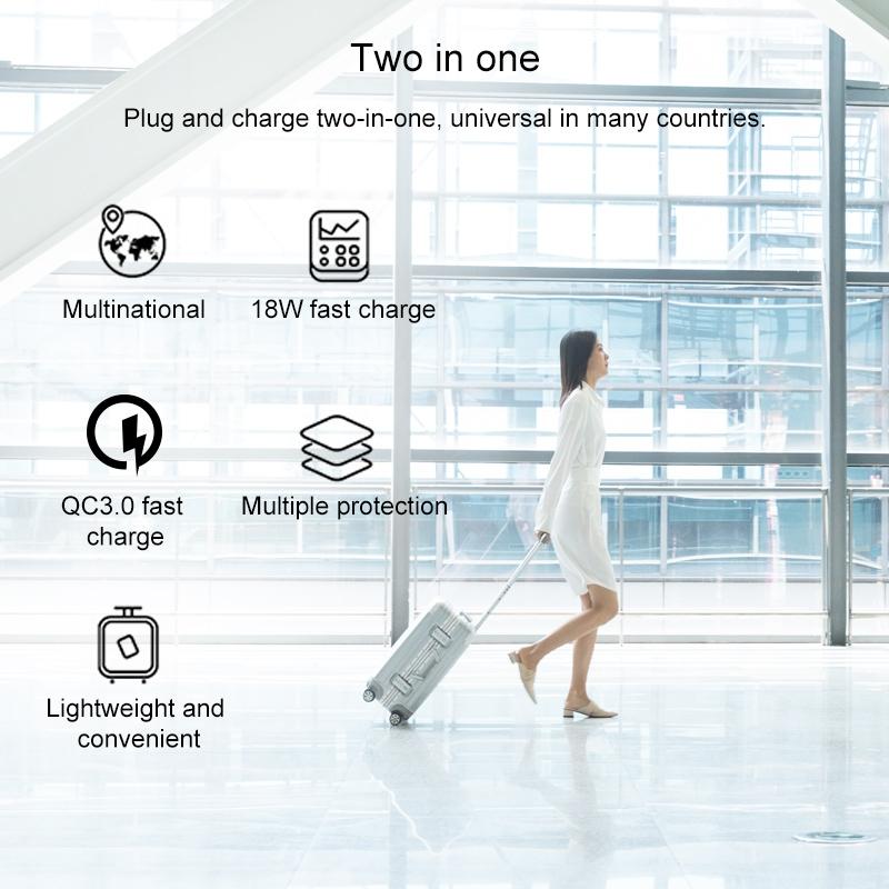 WIWU UA303 多功能国际充电器 (https://www.wiwu.net.cn/) 国际充电器 第8张