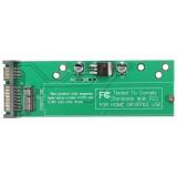 Hard Disk Drive Adapter 12 + 6-pin To SATA 22-Pin SSD Adapter Converter Card for Apple MacBook Air 2010 2011