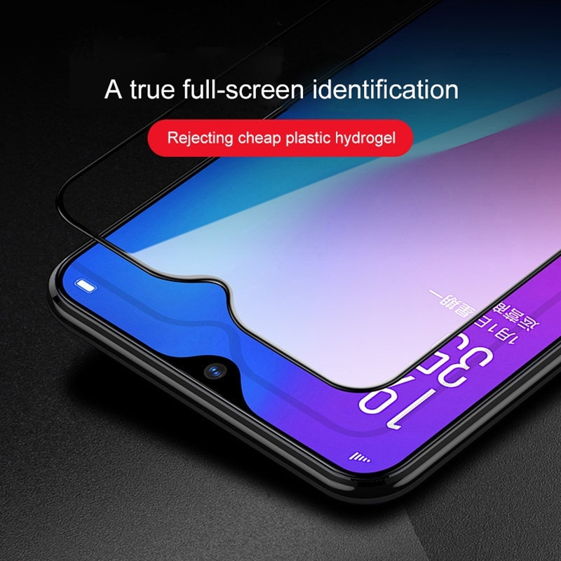 For Vivo iQOO Pro / iQOO Pro 5G 9D Full Glue Full Screen Tempered Glass Film