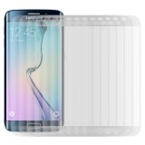 25 PCS For Galaxy S6 Edge Plus / G928 0.3mm 9H Surface Hardness 3D Curved Surface Full Screen Cover Explosion-proof Tempered Glass Film (Transparent)