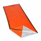 Aotu AT9040 Outdoor Camping Envelope Type Thermal First Aid Sleeping Bag for Adult, Size: 213x91cm