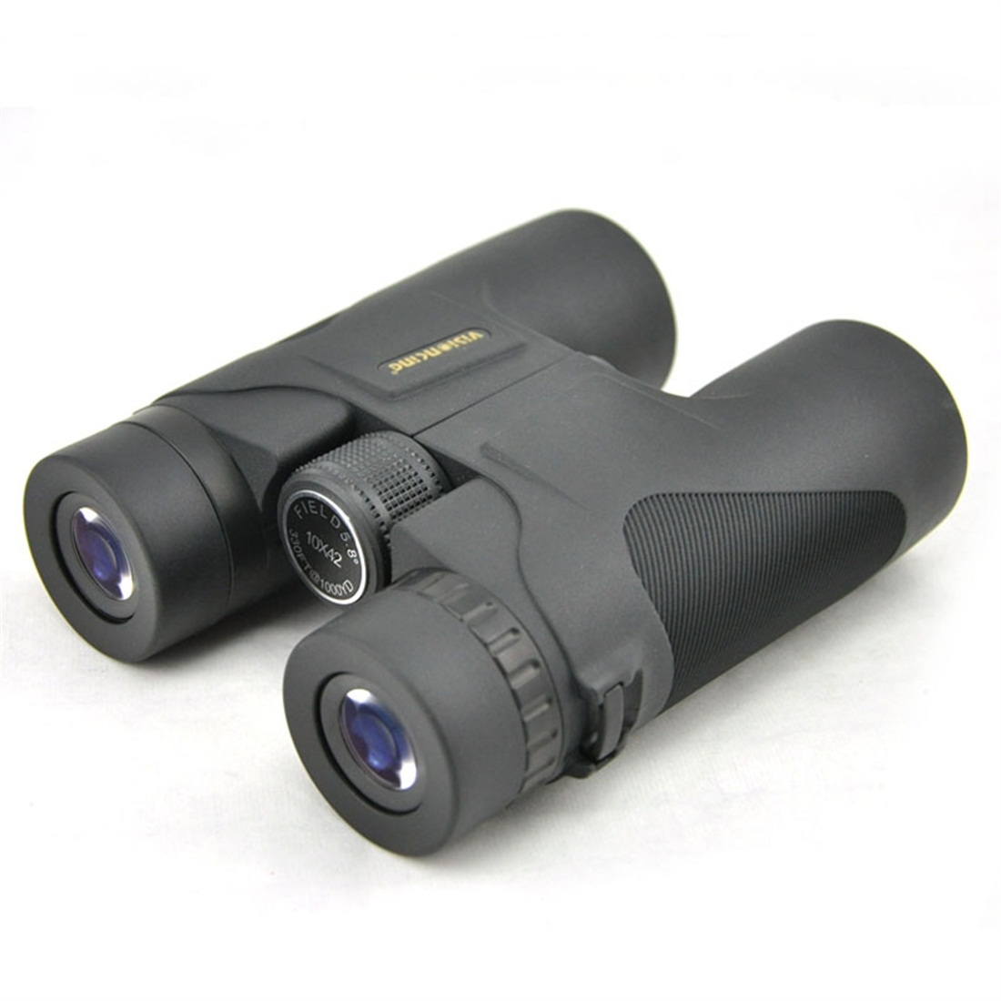 Visionking 10x42 Outdoor Sport Professional Waterproof Binoculars Telescope for Birdwatching / Hunting (Black)