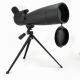 Visionking 20-60×80 Waterproof Spotting Scope Zoom Bak4 Spotting Scope Monocular Telescope for Birdwatching / Hunting, With Tripod