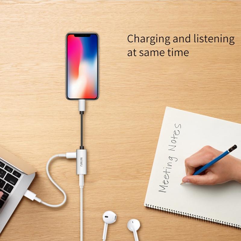 WIWU LT01苹果手机音频转接器 (https://www.wiwu.net.cn/) 手机转接器 第5张