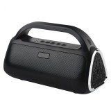 DY18 Wireless Bluetooth Speaker Portable Wireless Speaker Sound System, Support Bluetooth & AUX & TF & Radio