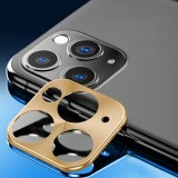 ENKAY Hat-prince Rear Camera Lens Metal Protection Cover for iPhone 11 Pro / 11 Pro Max (Gold)