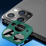 ENKAY Hat-prince Rear Camera Lens Metal Protection Cover for iPhone 11 Pro / 11 Pro Max (Green)