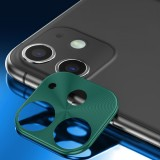 ENKAY Hat-prince Rear Camera Lens Metal Protection Cover for iPhone 11 (Green)