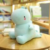 30-60CM Dinosaur Plush Toys Cute Stuffed Soft Animal Doll for Baby Kids Cartoon Toy Classic Gift (blue)