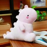 30-60CM Dinosaur Plush Toys Cute Stuffed Soft Animal Doll for Baby Kids Cartoon Toy Classic Gift (pink)