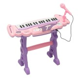 37-key Children Electronic Keyboard Piano with Microphone Early childhood Education Music Educational Toys