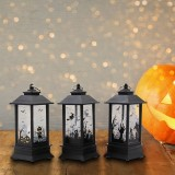 2 PCS Halloween Portable Simulation Flame Light Decoration Props Desktop Decoration (Ghost Hand)
