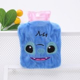 Warm Safe Reliable Rubber Washable Household Hot Water Bottle (Stich)