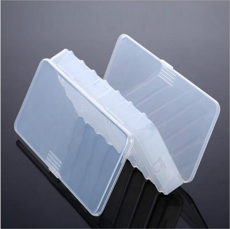 5 PCS Set Bait Special Road Sub-Box Storage Box Double Tool Box Sequin Box Fake Bait Box Wood Shrimp Box