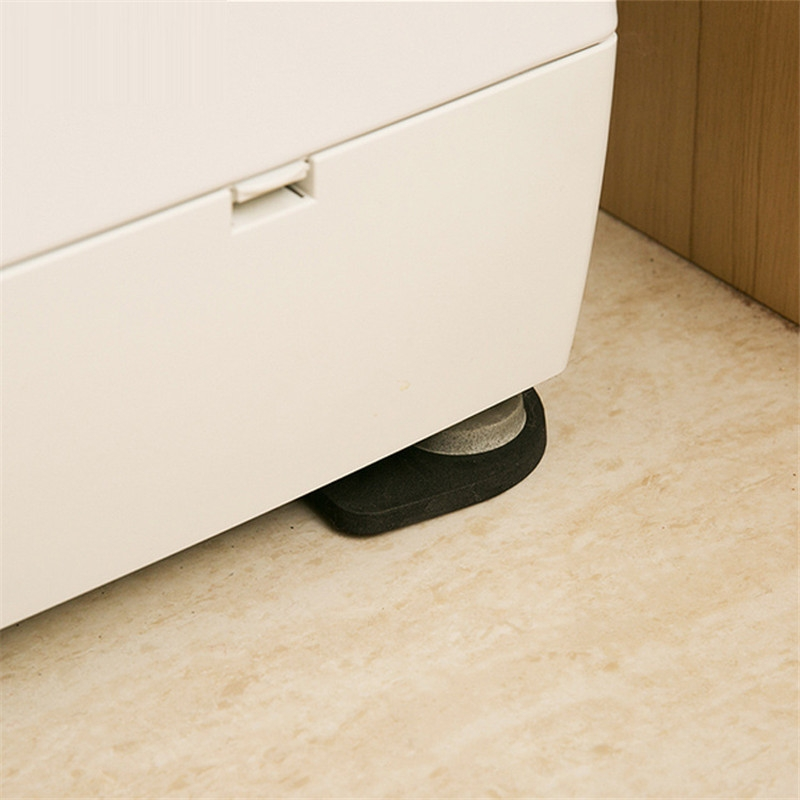 4PCS/Set Washing Machine Refrigerator Shockproof Earthquake Pad Machine Mat