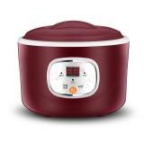 Kitchen Intelligent Timing Power Off Yogurt Machine Fully Automatic Rice Wine Natto Machine Cupping Microcomputer Fermentation Machine (Purple)