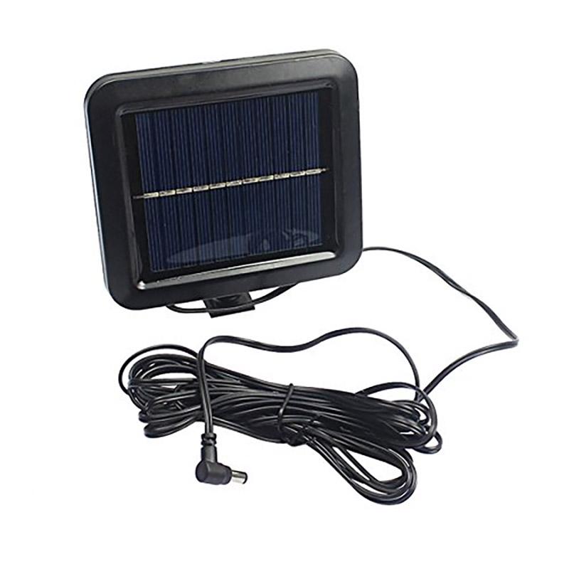 56 LEDs SMD 2835 180LM Solar Powered IP65 Waterproof Infrared Sensor LED Wall Light Garden Light