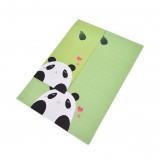Card Communication Paper Envelope Set Cute Romantic Love Letter 3 Envelope +6 Letter Paper Sets (Panda)