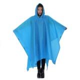 3 in 1 Multi-Function Outdoor Raincoat (Sky Blue)