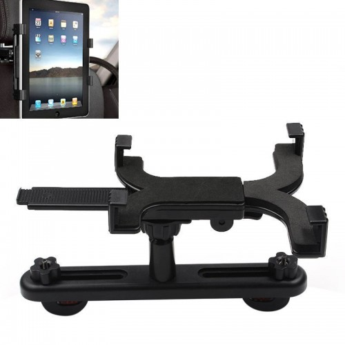 360 Degree Car Back Seat Headrest Mount Holder Stands Bracket For iPad 2/3/4/mini Tablet PC