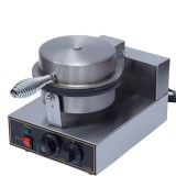 Stainless Steel Single-head Egg Roll Machine Ice Cream Crisp Egg Roller, Size: 320x250x178cm