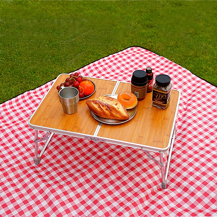 140x200 CM Camping Camping Moistureproof Outdoor Picnic Mat Beach Mat, Specifications (length * width): 140x200cm (Picnic Mat A Purple Powder)