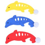 3 PCS Summer Swimming Dive Toy Sets Dolphin Playing Water Toy