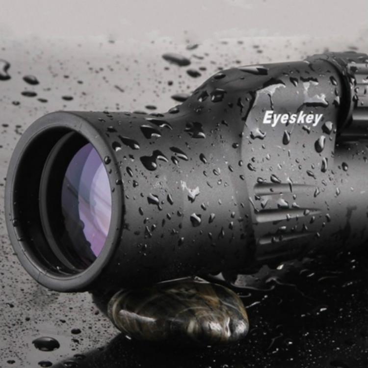 Eyeskey 10X50 Telescope Measurable Large Caliber High Magnification HD Low Light Level Night Vision Waterproof Monocular Binoculars