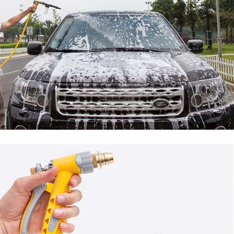Car Wash Water Gun Multifunctional Foam Car Wash Spray Gun Home Gardening Watering Spray Gun
