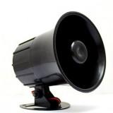ES-301 Electric Sound Horn Loud Speaker Car Truck Warehouse Alarm Siren Public Broadcasting
