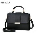 Women Bag Leather Handbags PU Shoulder Bag Small Flap Crossbody Bags for Women Messenger Bags (Black)