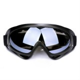 Windproof UV Resistant Ski Goggles Multi-functional Outdoor Sport Goggles (Gray Lens)